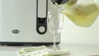VerasuTV: คั้นน้ำผลไม้พร้อมดื่มได้รวดเร็วด้วยเครื่องคั้นน้ำผลไม้/ Juice Extractor