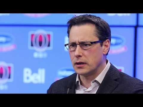 Ottawa Senators season ends: Coach Guy Boucher