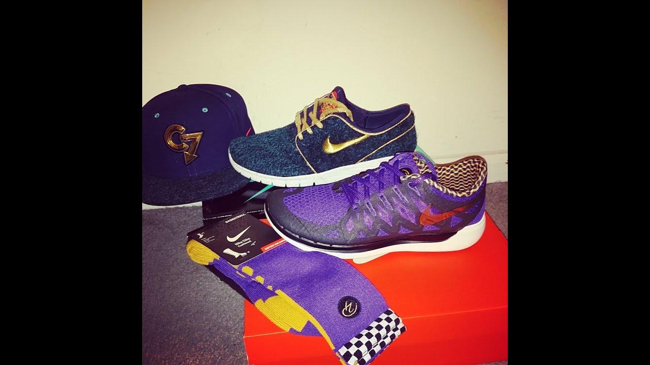 check out b9452 6485b Nike 2014 Doernbecher Free Run 5.0 and Stefan Janowski Review