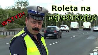 Policjant który nie lubi być oszukiwany