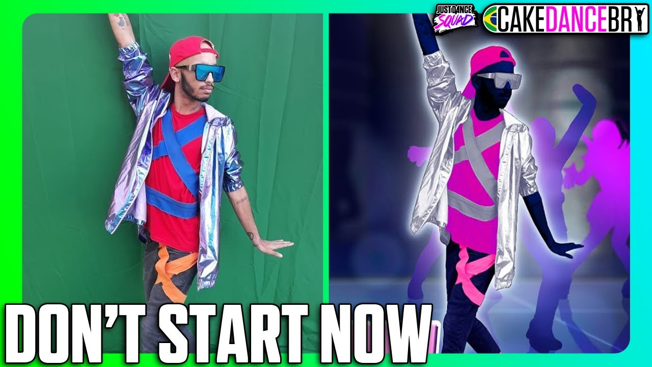 DON'T START NOW | FANMADE BY REDOO | SIDE BY SIDE COMPARISION
