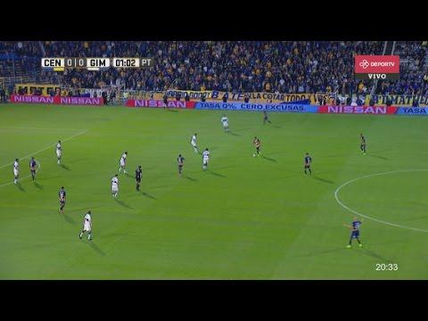 #FUTBOLenDEPORTV: Rosario Central vs Gimnasia de La Plata