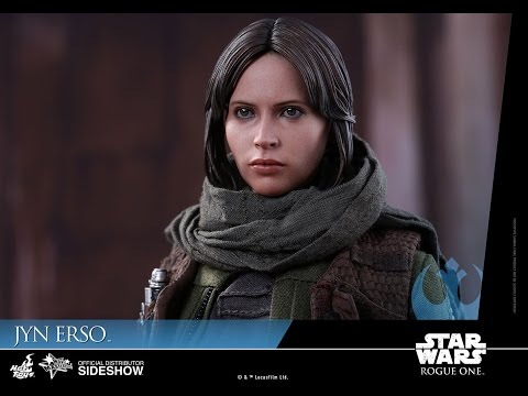 Hot Toys Star Wars Rogue One Jyn Erso (1/6 Collectible Figurine 27cm from YouTube · Duration:  2 minutes 19 seconds