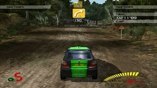 V-Rally 3 PS2 Gameplay HD (PCSX2)