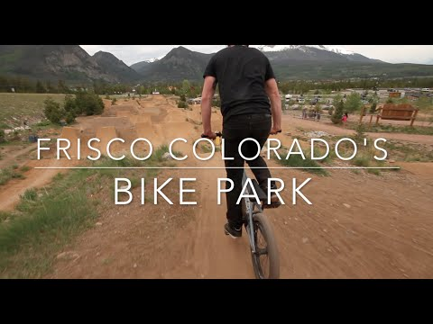 "Frisco Colorado""s Summer Bike Park Dirt Jump jam with Nick Soloninka"