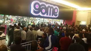 Black Friday 2017 Game Store Pavillion. 3rd Wave