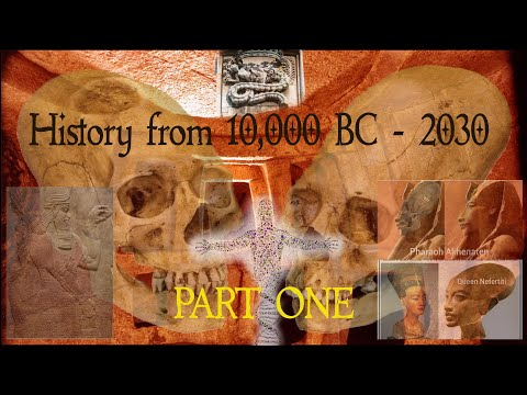 History of the world 10,000BC to 2030AD | Part 1 | Elongated Skulls