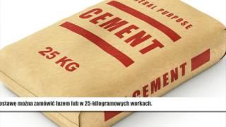 Produkcja cementu cement portlandzki popiołowy Wejherowo Eurocement
