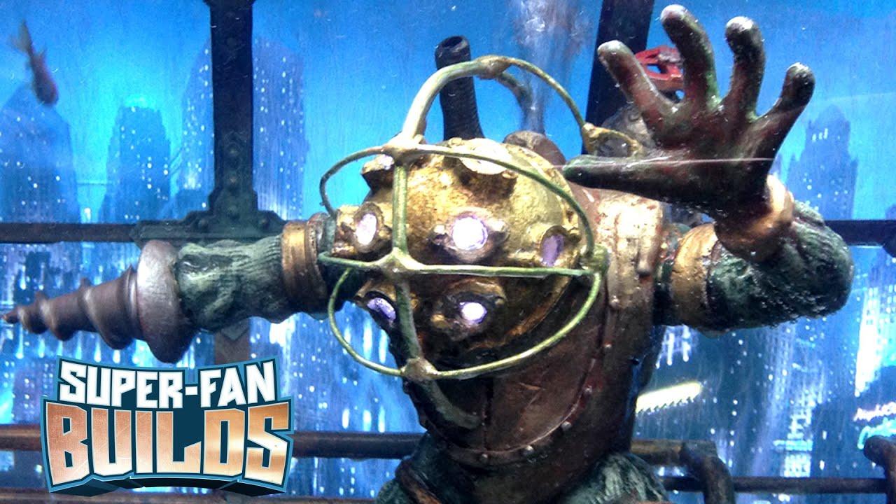 Build A Fishtank Game