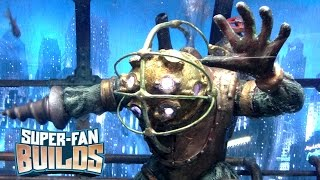 City of Rapture Fish Tank (BioShock) - SUPER-FAN BUILDS