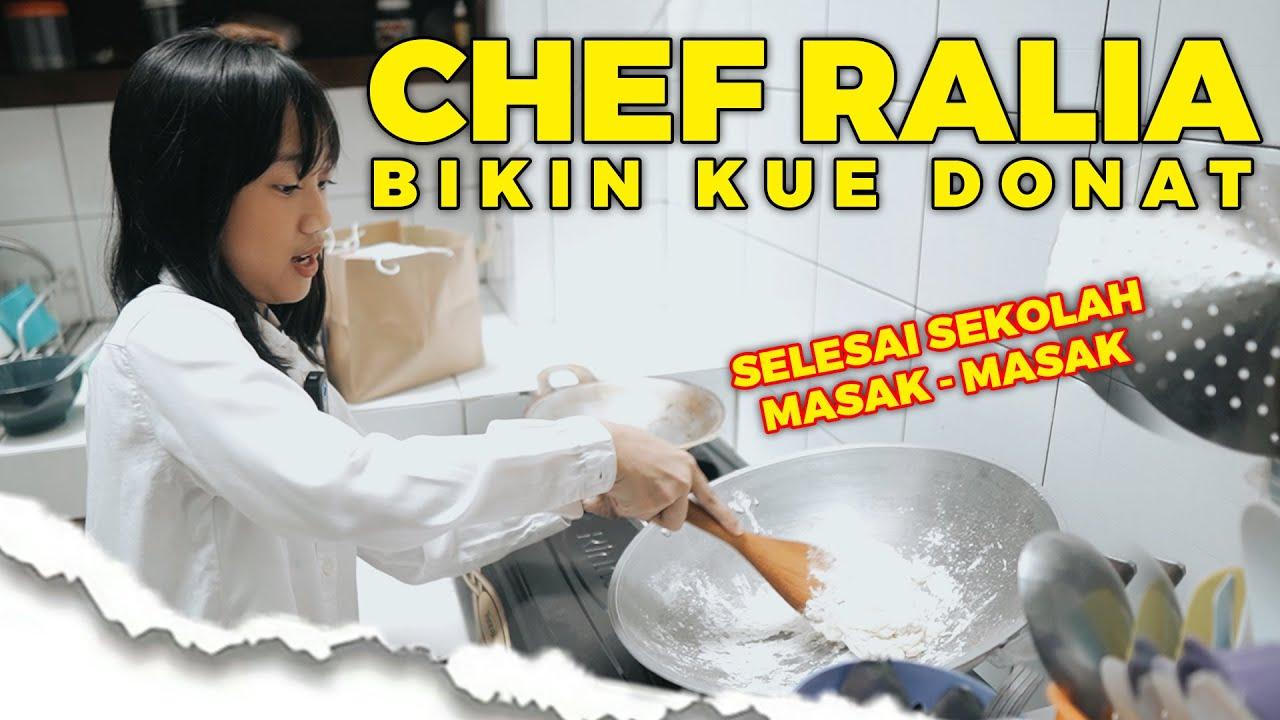 HARI KE 2 SEKOLAH BARU PELAJARAN BARU !! JADI CHEF RENATA CILIK!