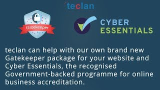 Cyber Security and Business Security Accreditation packages