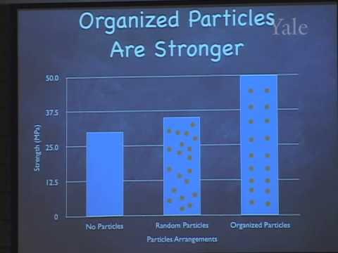 4/11/09 Ainissa Ramirez – Strange Stuff: From Smart Materials to Nanotechnology