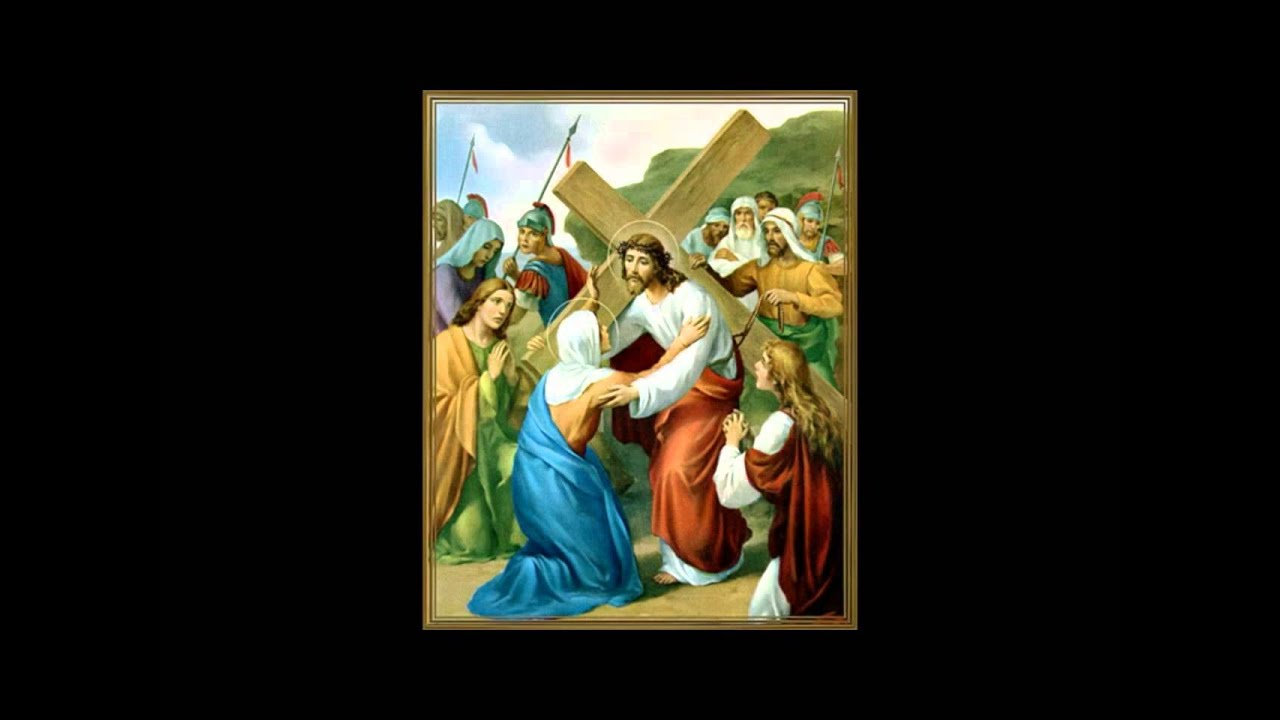 Santo Vía Crucis IV Estación \