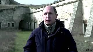 Видео крепости с квадрокоптера Экскурсия по крепости