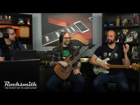 Rocksmith Remastered - 70s Mix Song Pack V - Live From Ubisoft Studio SF