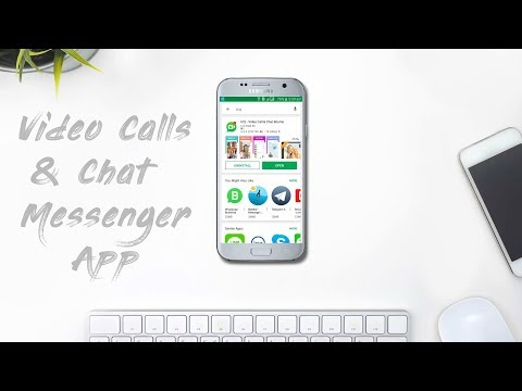 ICQ — Video Calls & Chat Messenger Application Review In Urdu/Hindi
