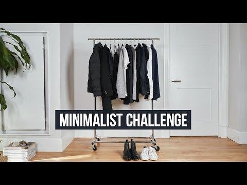 How I Made a Minimalist Wardrobe   Men's Fashion   One Dapper Street