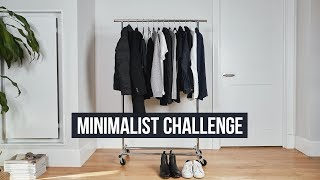 How I Made a Minimalist Wardrobe | Men's Fashion | One Dapper Street