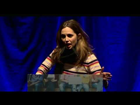 Actress Eliza Dushku addresses students at NH Youth Summit on Opioid Awareness