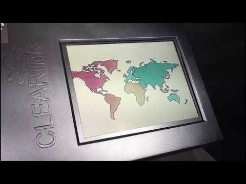 Here is ClearInk 2.0 Color E-Paper