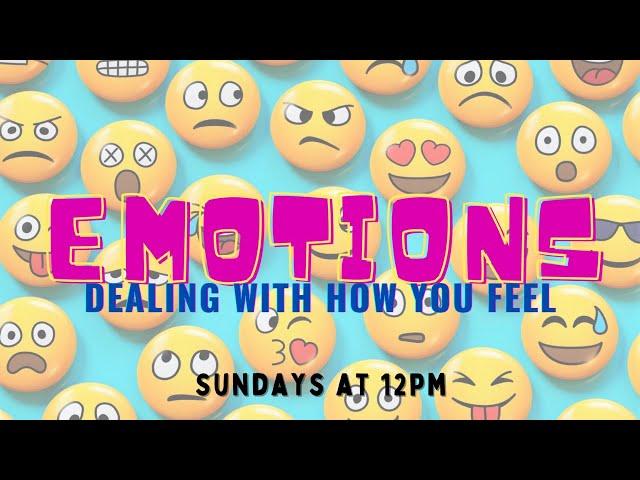 """Understanding Emotions"" - Emotions Series"