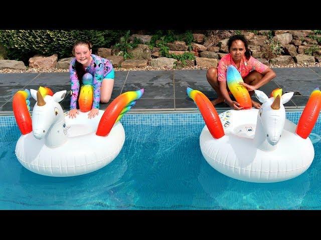 Unicorn Pool Challenge Pikmi Pops Lollipops Toys Andme