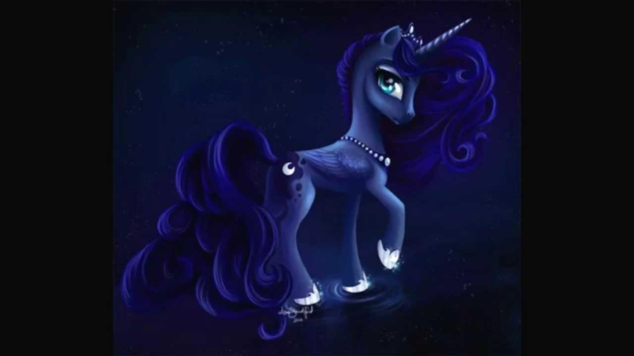 Май литл пони/Принцесса Селестия и Принцесса Луна - YouTube