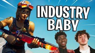 "Fortnite Montage - ""INDUSTRY BABY"" (Lil Nas X, Jack Harlow)"