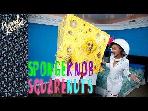 SpongeBob SquarePants Porn Parody: SpongeKnob SquareNuts (Trailer)