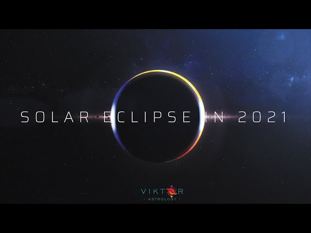 Solar Eclipses in 2021 with Viktor & Donny