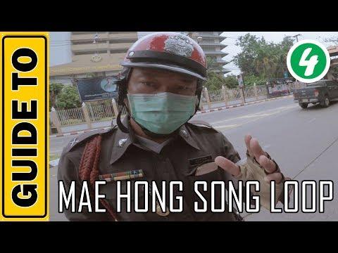 Thai Police Bribe Checkpoint | Chiang Mai