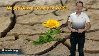 Bekommen wir ein neues Dürre-Drama? Die Trockenheit kehrt zurück! (Mod.: Dominik Jung)