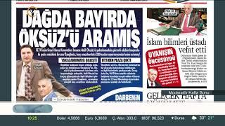 Akşam Gazetesi'nin manşeti (01.07.2018)
