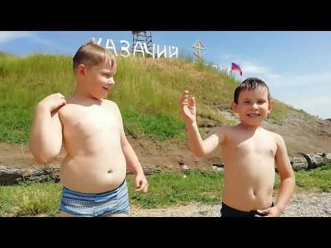 Казачий берег в ст.Архангельская, Тихорецкого района