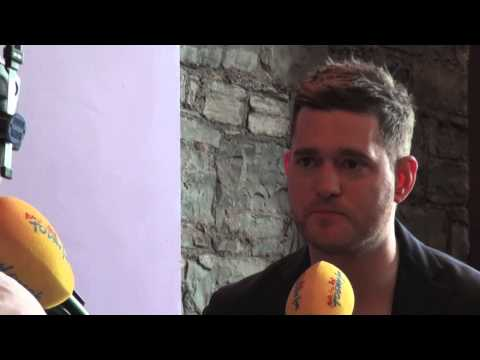 Michael Bublé talks to Ray D'Arcy