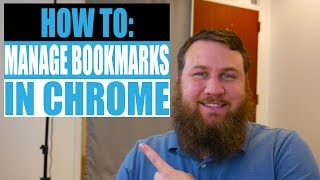 How To Add Or Remove Bookmarks In Google Chrome