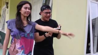 Vlog 2 - RaffiNagitaBodySpray with Syahnaz