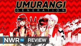 Umurangi Generation (Nintendo Switch) Video Review - NWRTV (Video Game Video Review)