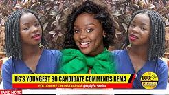 Owa s6 Akyasinze Obuto Mu Uganda, Asiimye Rema Namakula Naye Asazewo Kuyimba
