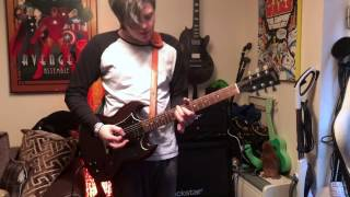 Mallory Knox - Better Off Without You Guitar Cover