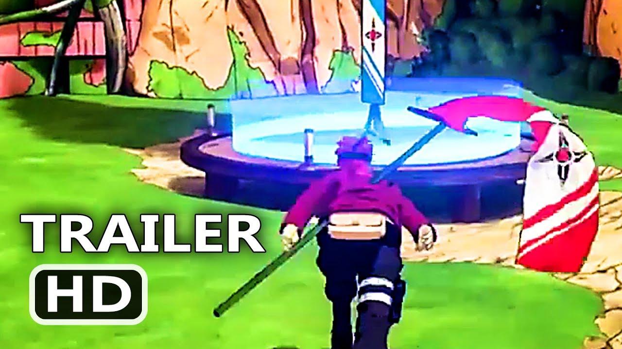 PS4 - Naruto to Boruto: Flag Battle Gameplay Trailer (2018)