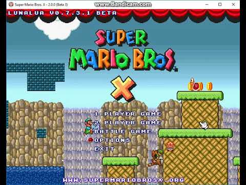 SMBX2 (2 0 Beta 3) SMB1 Deluxe Demo 1 0 2 - Changes Preview