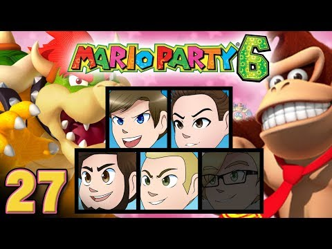 Mario Party 6: Tentacools - EPISODE 27 - Friends Without Benefits