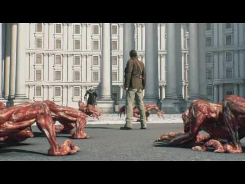 Resident Evil  Damnation (2012)   Tyrant Scene Part 2