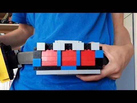 Lego Kamen Rider OOO Driver / LEGO 仮面ライダーOOO オーズドライバー