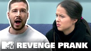 This Baby Mama Prank Requires Security…Twice | Revenge Prank