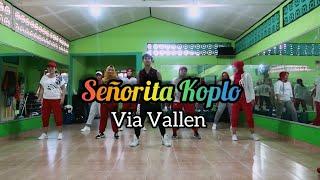 Via Vallen Senorita Koplo Cover Version ZUMBA FITNESS RAD STUDIO