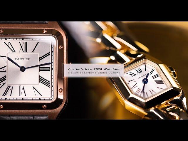 Watch Trend 2020:Cartier男女錶,展現優雅大氣,延續經典美學