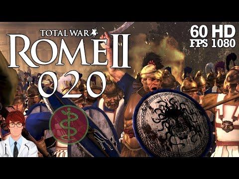 Total War: Rome 2 - Pergamon #020 - Kriegseröffnung gegen Rom [Deutsch] | Rome II Gameplay